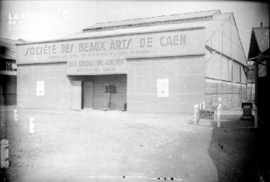 Société des Beaux-Arts de Caen (avant 1942)