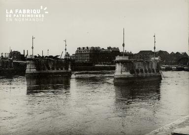 Rouen, pont Boeldieu
