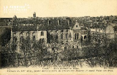 Caen, Ecole Normale de jeunes filles 02