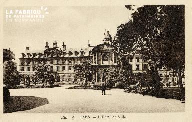 Caen, Hôtel de ville