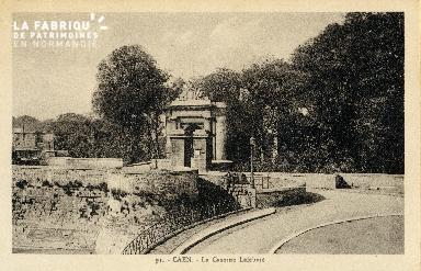 Caen, la caserne Lefebvre