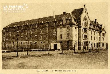 Caen, la maison des étudiants
