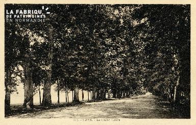 Caen, le Grand Cours