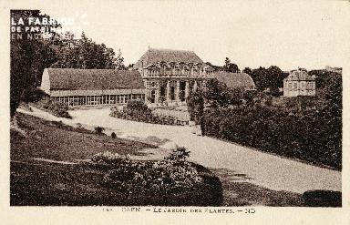 Caen, le jardin des plantes 01