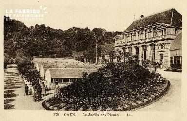 Caen, le jardin des plantes 02