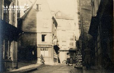 Caen, rue Porte au Berger 01