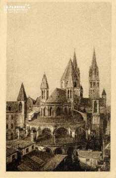 Caen, église Saint Etienne 2