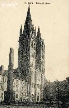 Caen, église Saint Etienne 3