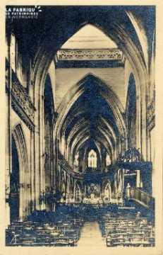 Caen, église Saint-Jean