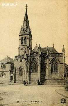 Caen, église Saint-Julien