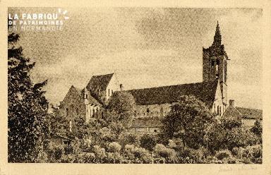Caen, église Saint-Nicolas 01
