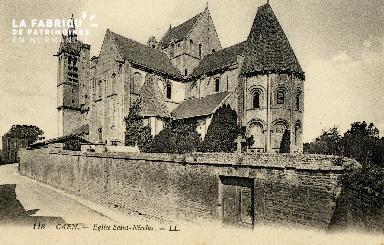 Caen, église Saint-Nicolas 02