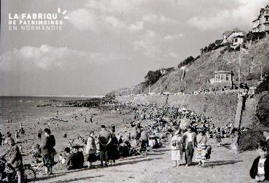 Granville A La plage 3