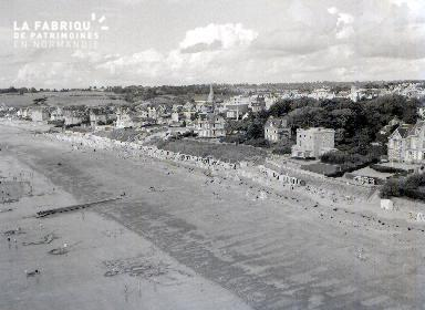 Granville B La plage 1