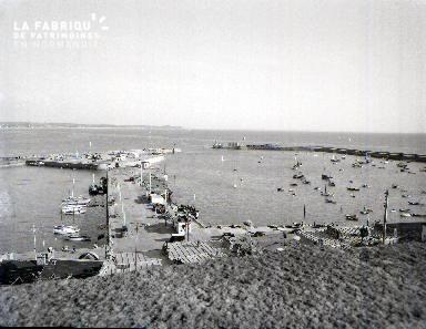 Granville B Le port 1