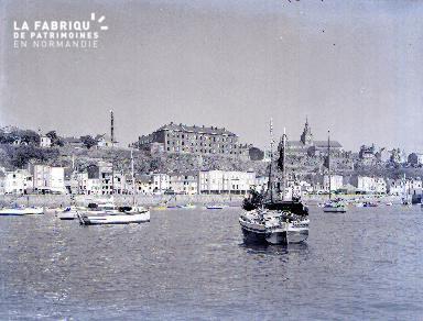 Granville B Le port 2