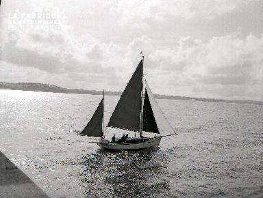 Granville B Le voilier 2