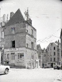 Granville C La maison du coiffeur