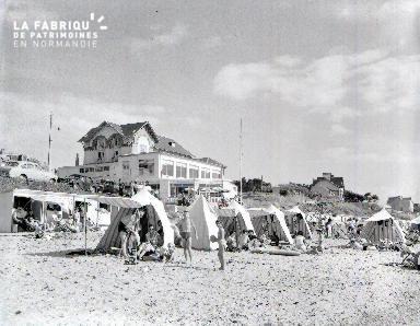 Granville C la plage 1