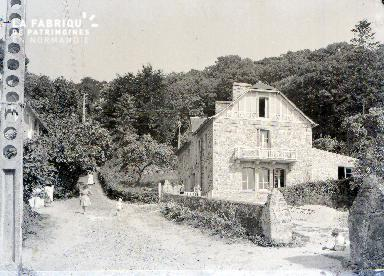 Granville C La villa Françoise