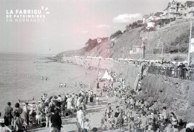 Granville D La plage 1
