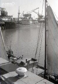 Granville D Le port
