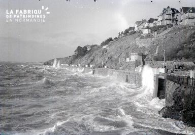 Granville D Les vagues