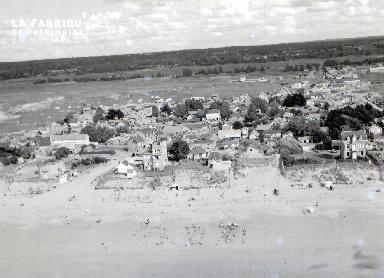 Saint Pair C Vue aérienne de la plage 2