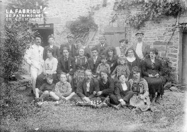 B004 Groupe 9 juin 1921 2
