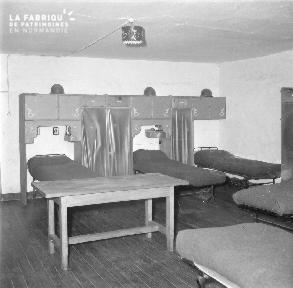 B007 Granville caserne chambre de troupes