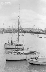 B007 Granville Le port