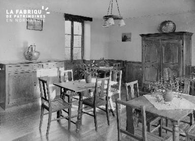 B007 Granville Manoir intérieur