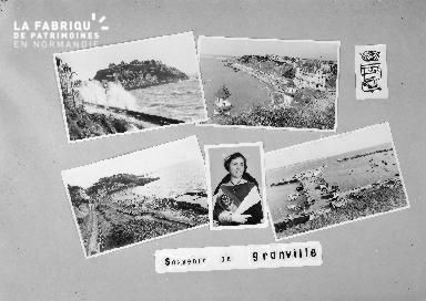 B007 Granville Montage souvenirs