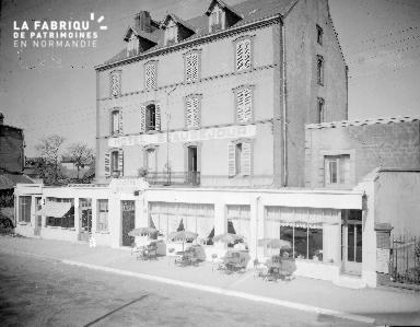 B007 Jullouville Hotel Beauséjour 2