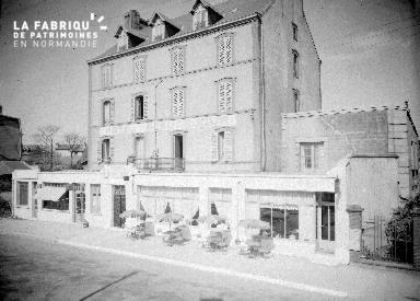 B007 Jullouville Hotel Beauséjour
