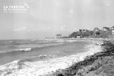 B008 Donville-les-bains plage 2