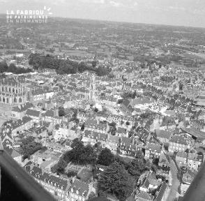 B008 Granville vue aérienne 2