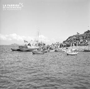 B009 Chausey embarcadère
