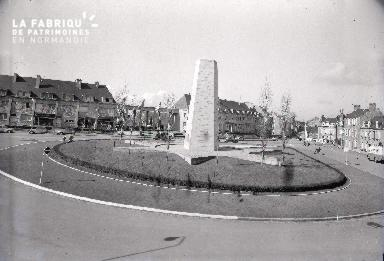 B008 Avranches rond-point