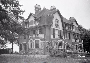 B008 Granville habitation