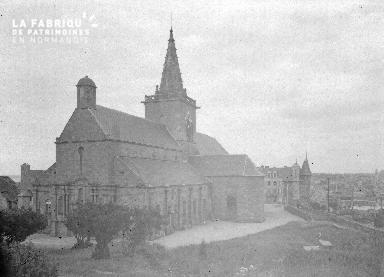 B008 Vierville église 2