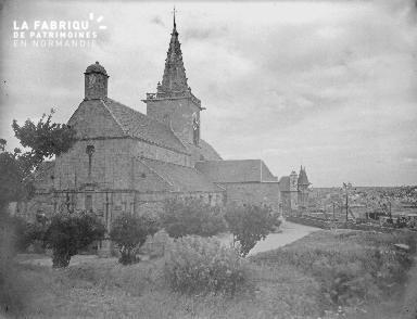 B008 Vierville église