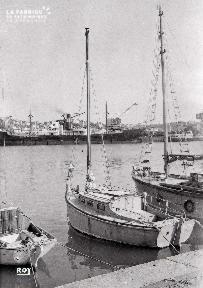 B009 Granville le port