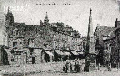 B010 Avranches, Place Angot