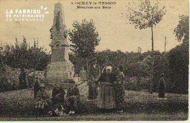 Ouilly le Tesson - monument morts 03