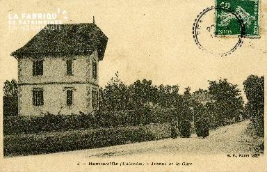 Bénouville - Avenue de la gare