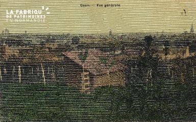 cl 01 011 Caen vue générale