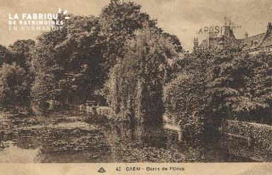 cl 01 012 Caen-bord de l'odon
