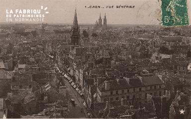cl 01 026 Caen vue générale
