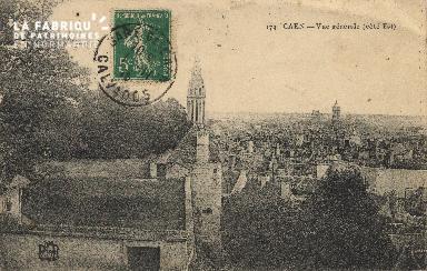 cl 01 037 Caen Vue générale-(coté Est)